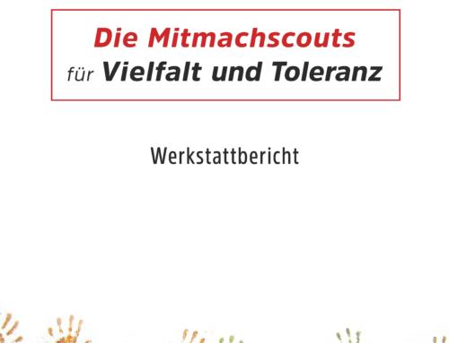 Die Mitmachscouts – für Vielfalt und Toleranz