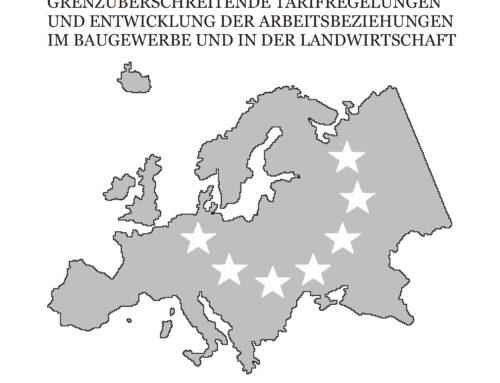 Grenzüberschreitende Tarifregelungen